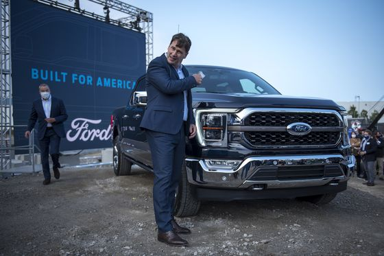 Ford Posts Strong Third-Quarter Earnings, Sees 2020 Profit