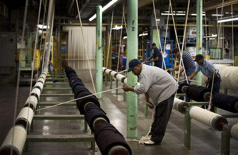 Labor Costs Rise Less Than Forecast
