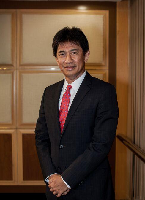 Bursa Malaysia Bhd. CEO Tajuddin Atan