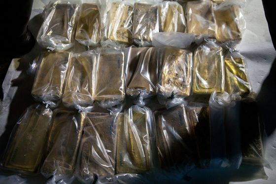 Iran Is Hauling Gold Bars Out of Venezuela's Almost-Empty Vaults