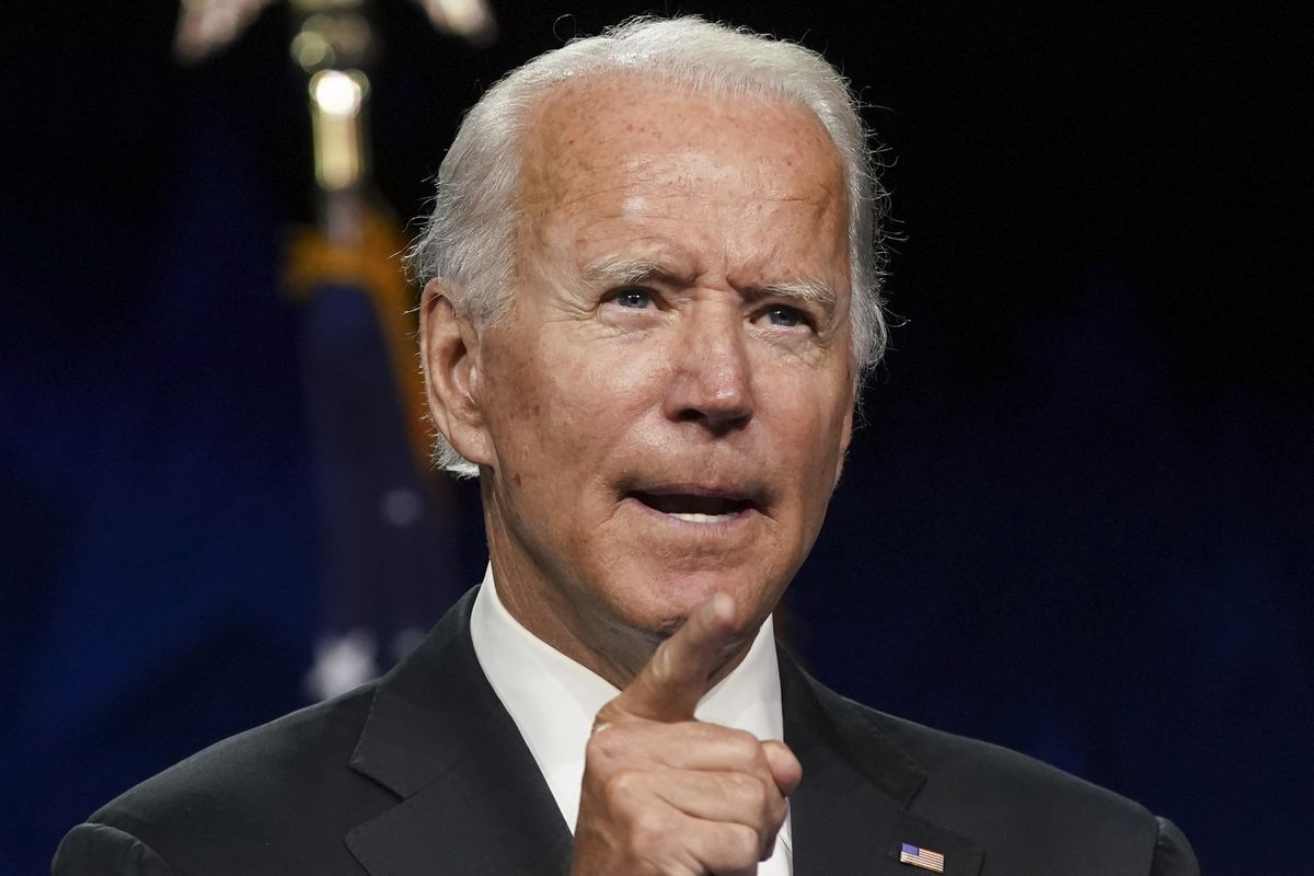 Biden Maintains National Lead Over Trump in Two Polls