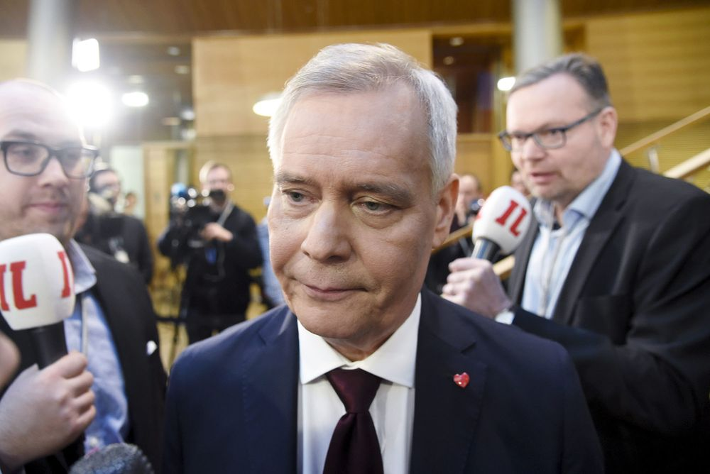 Finland's Rinne Targets Government Program Agreed by May 27