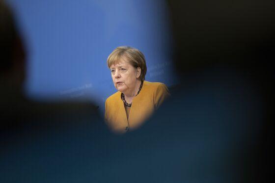 Merkel's Government Extends Saudi Arms Ban Until September