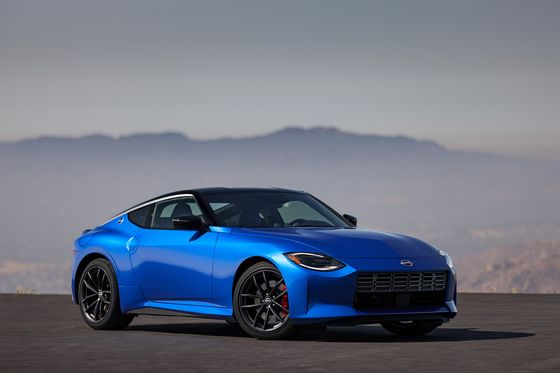 Nissan Debuts Seventh Generation of Iconic Z Sports Car