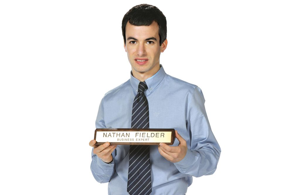 Nathan for You' Keeps Small Business Weird - Bloomberg