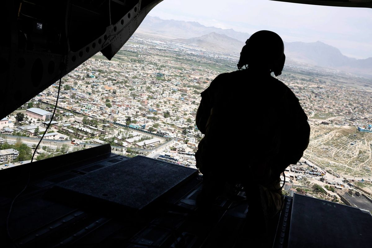 Global Cop or America First: Trump's Risks on Afghanistan Plan
