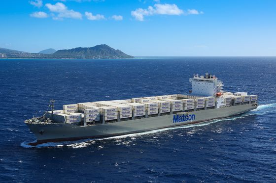 Massive Cargo Ships Are Outrun by Nimble Fleet in New Speed Race