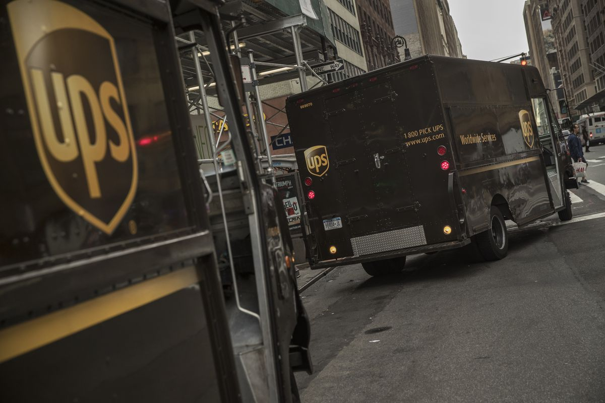 For UPS, Being Better Than FedEx Isn't Enough