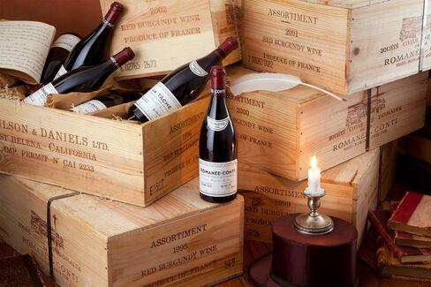 Domaine de la Romanee-Conti Wines
