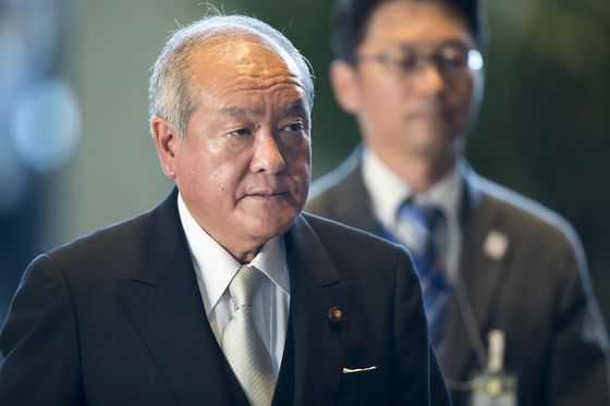 Japan's Incoming Finance Minister Suzuki in His Own Words