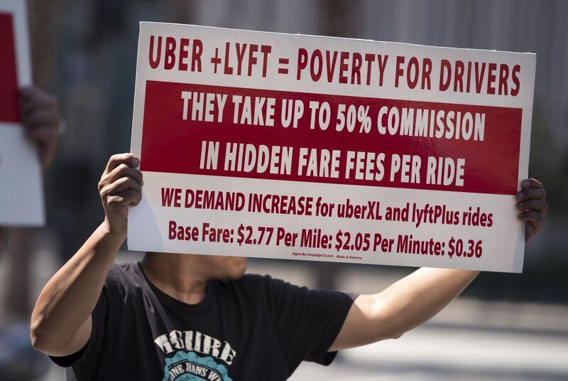 Καλύτερα η Uber να μην είναι το μέλλον της εργασίας