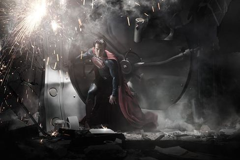 Want to See 'Man of Steel' Early? Go to Wal-Mart