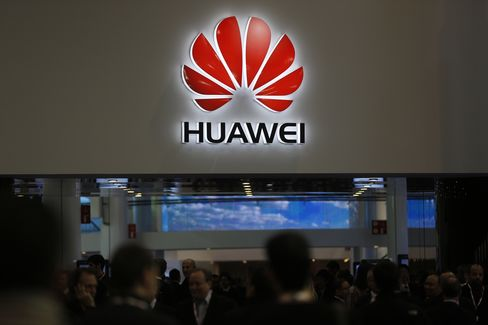 Wind Picks Huawei for 1 Billion-Euro Mobile Network in Italy