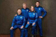 Blue Origin Shatner