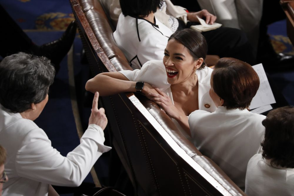 Ocasio-Cortez and Markey Set to Unveil Their 'Green New Deal'