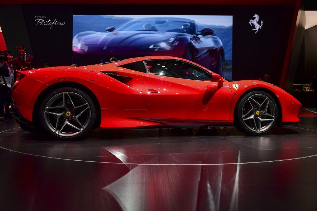 Ferrari (RACE:US) Postpones Financial Targets in Midst of More CEO Tumult thumbnail