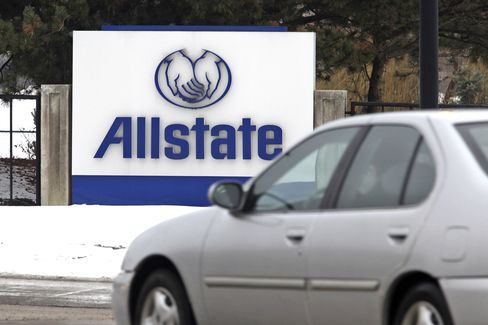 Allstate Beats Analyst Estimates After Sandy, Shares Gain