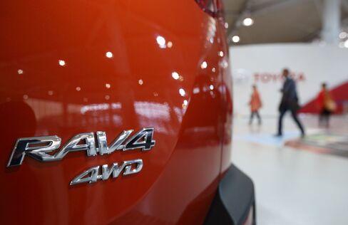 Toyota's RAV 4
