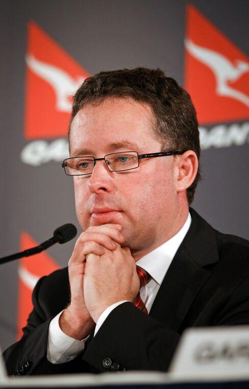 Qantas Airways CEO Alan Joyce