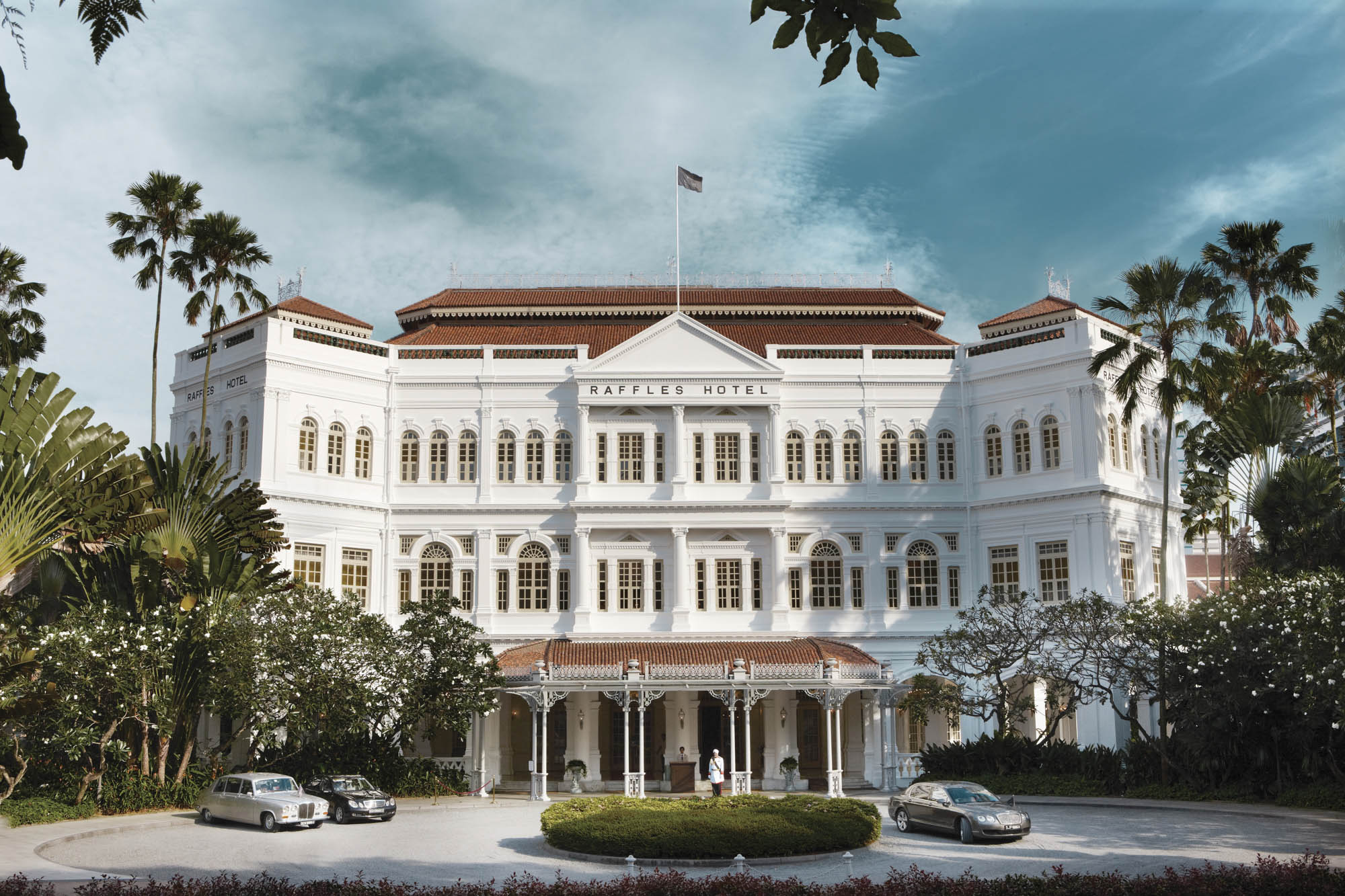 At the New Raffles, Two of the World\'s Best Chefs Come to Singapore ...