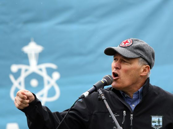 Washington Governor Inslee Joins Democratic Presidential Field