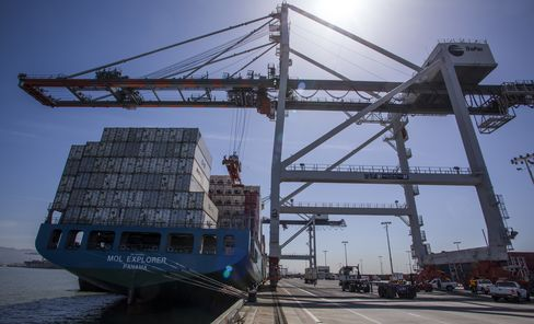 Trade Deficit in U.S. Narrowed in May