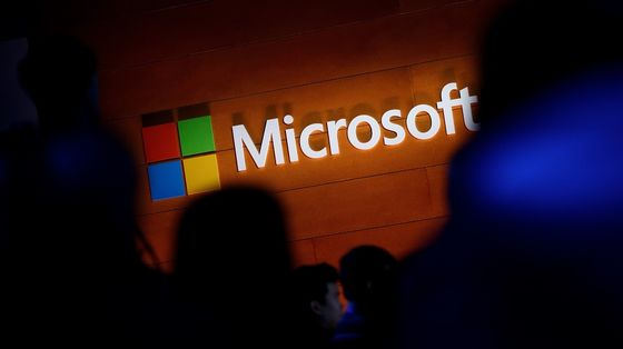 Microsoft Shares Surge Past Highs, Lifted by Cloud Demand