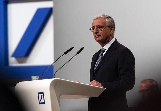 Deutsche Bank Leaders Were Warned of Control Lapses: Report