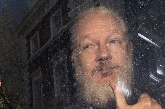 Ecuador's Assange Expulsion Didn't Involve U.S., President Says