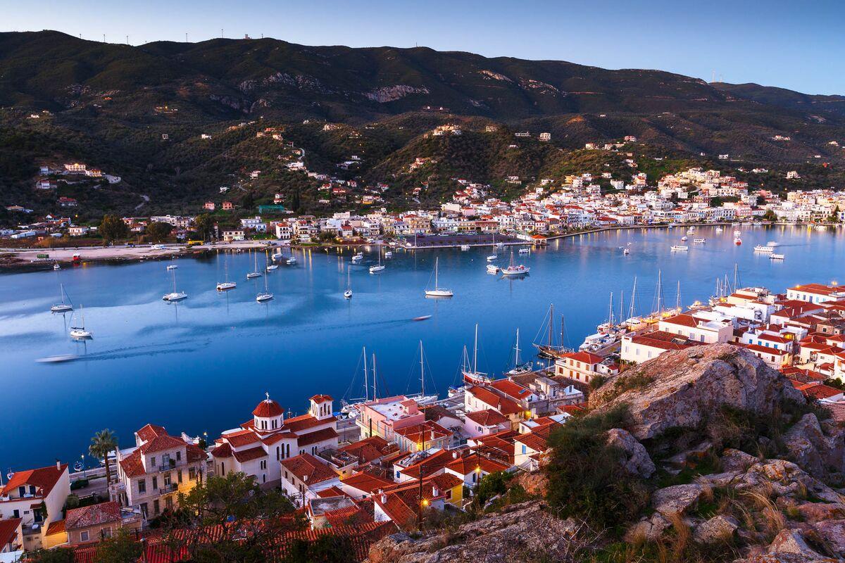 Three Ways to Sail Greece's Photogenic Saronic Isles This Summer