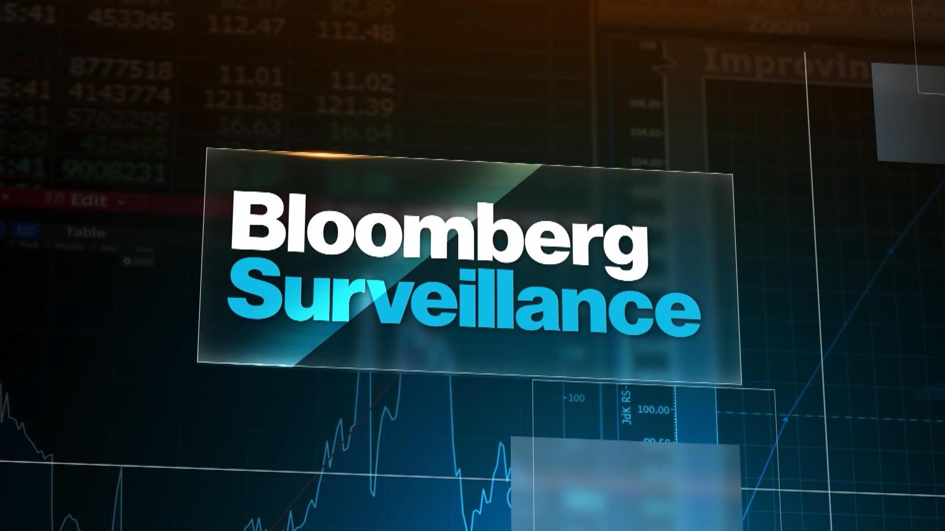 'Bloomberg Surveillance' Full Show (03/22/2021) thumbnail