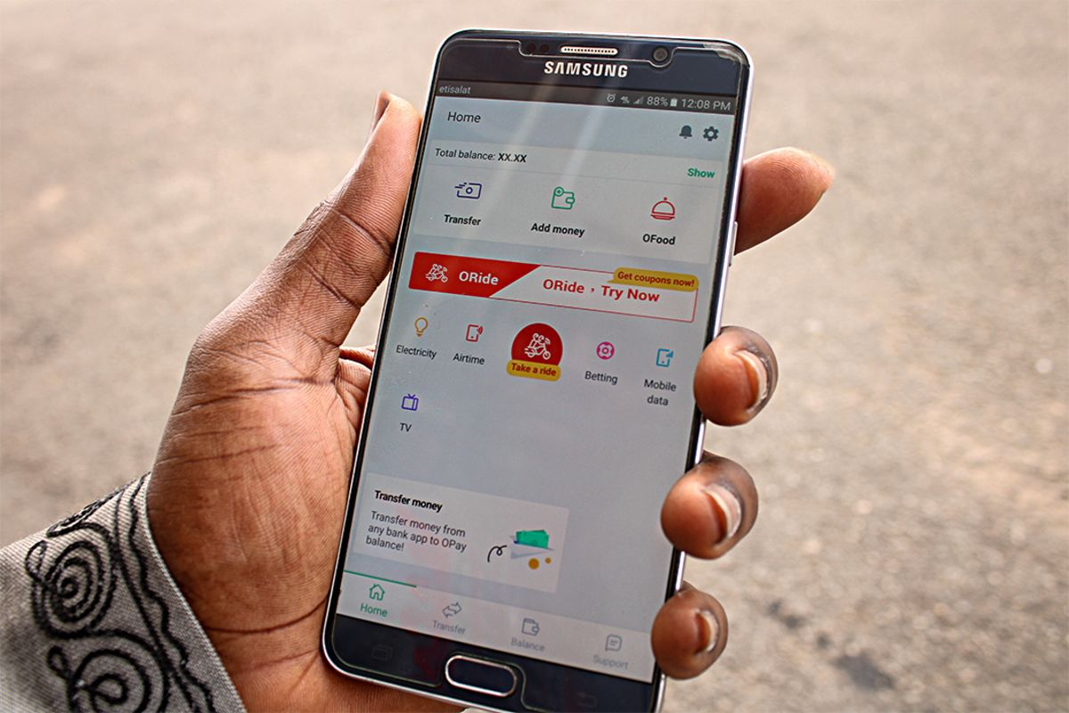 SoftBank Makes First Africa Bet on OPay at $2 Billion Valuation