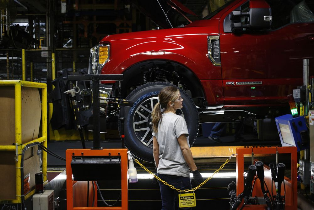 Independent Report Finds Trump's New Nafta Would Hit Auto Sector