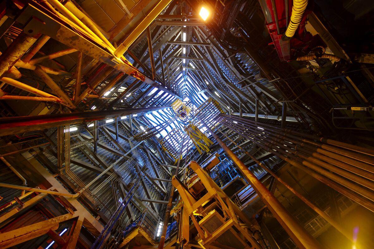 Big Oil Says It Still Loves North Sea Despite Asset Sales