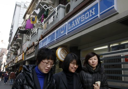 Lawson in Talks to Buy at Least Three Store Operators in China