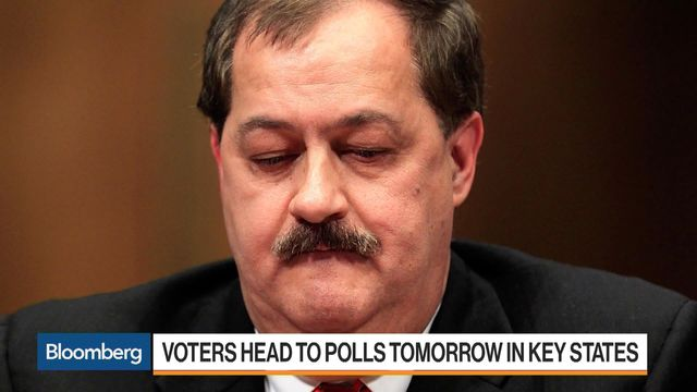 Blankenship Fails, Establishment Republicans Breathe a Sigh of Relief Following Primary Results