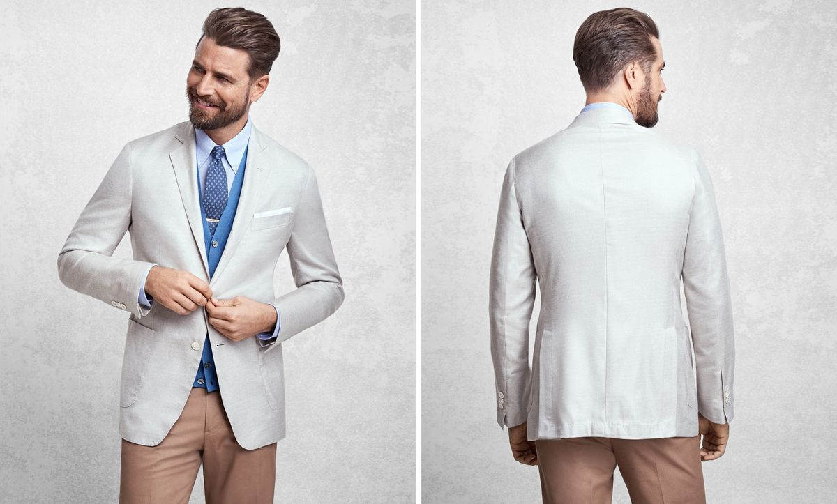 How and When to Wear a Soft-Shoulder Suit - Bloomberg