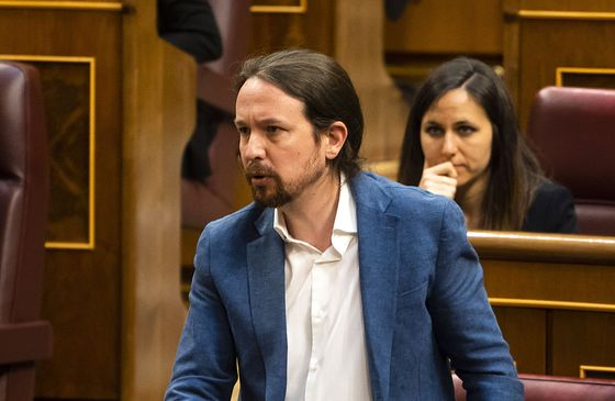 Podemos Appeals to Sanchez to Salvage Spanish Government Vote