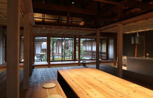 旧臨済宗明道寺を利用した京都ラボ