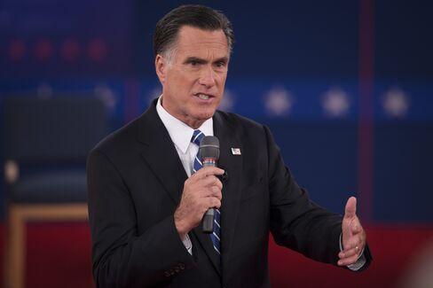 Romney's Chinese Manipulation Pledge Has Risks, El-Erian Says