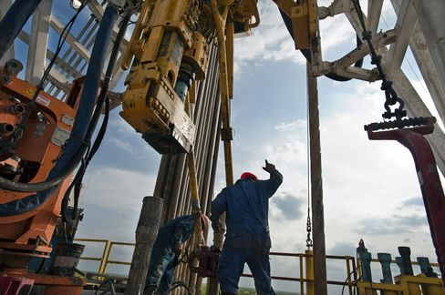 Drilling For Oil in The Eagle Ford Shale