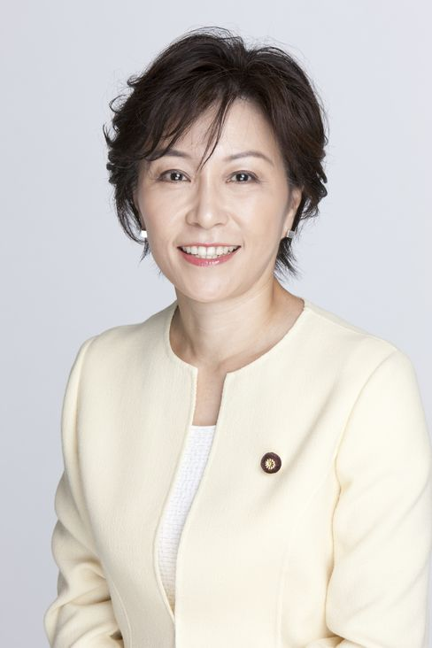 Yukari Sato, Japanese Member of Parliament
