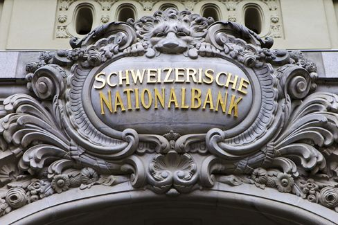 Switzerlands Central Bank Returns to Profit as Gold Climbed