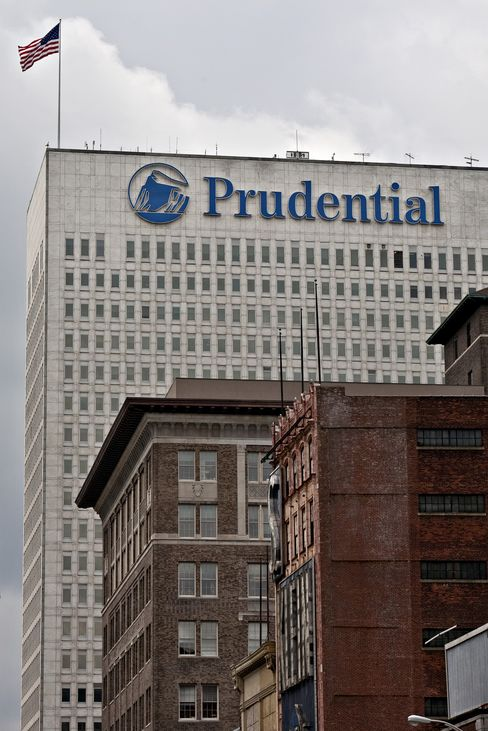 Prudential Says It's in Final Stage of U.S. Systemic-Risk Review