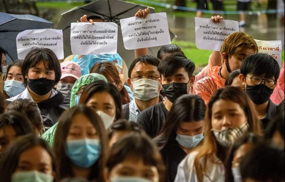 Thailand's Dilemma: Silence Students or Allow Monarchy Criticism