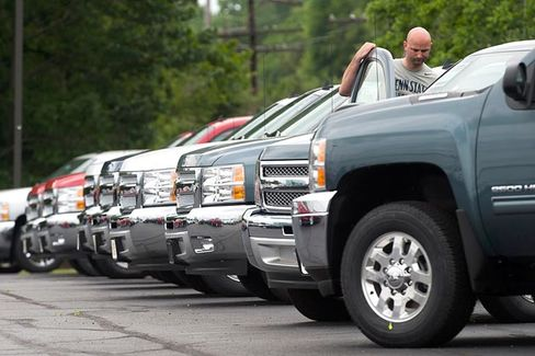 Behind the Auto Sales Boom: Easier Money for Borrowers