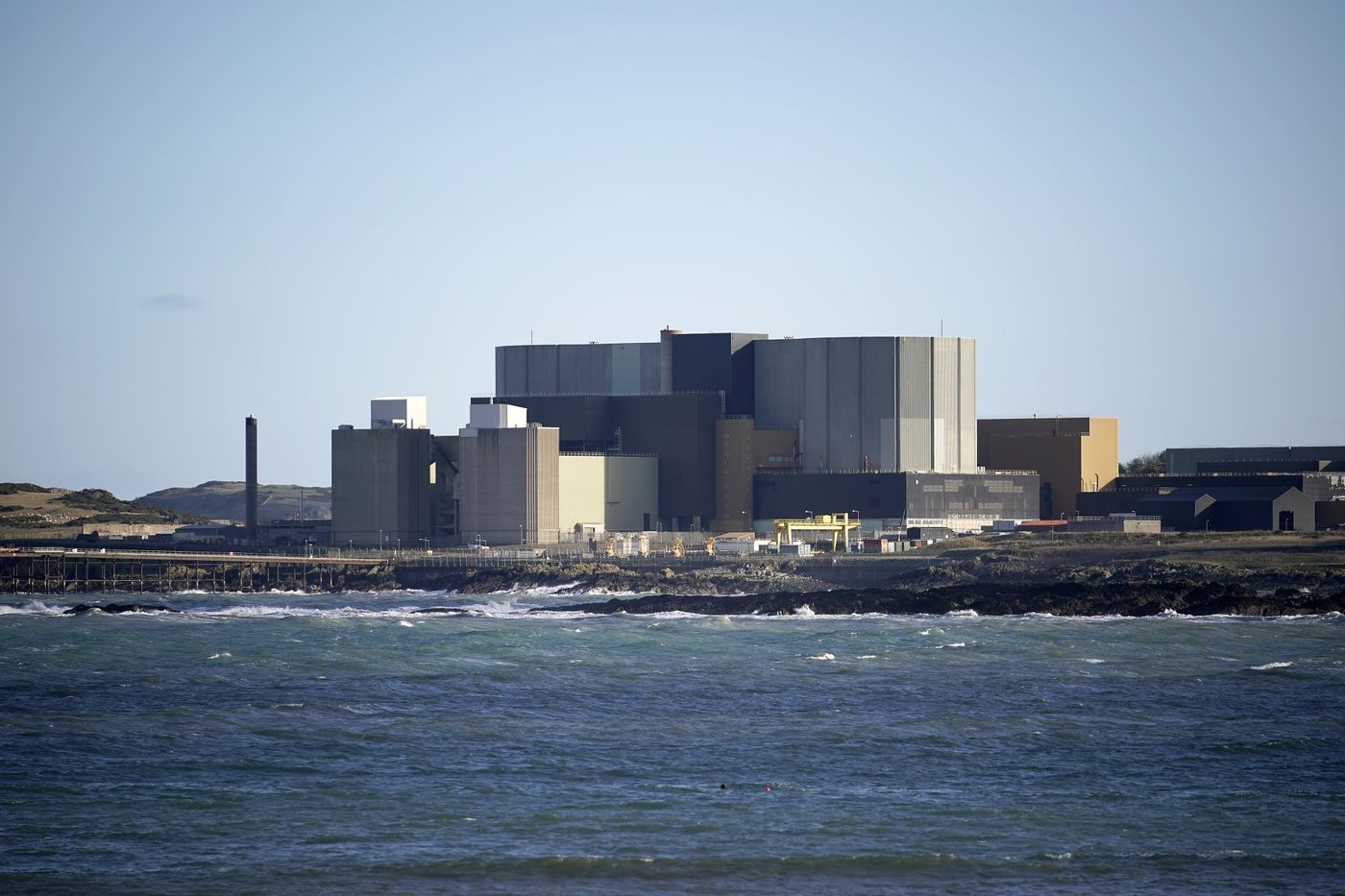 Hitachi To Suspend Work On The Wylfa Newydd Nuclear Power Station