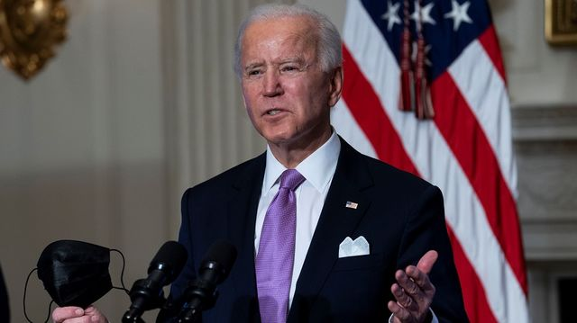 Biden Calls GOP Lawmaker Who Mocked Masks Un-American