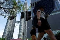 Daily Life In Kuala Lumpur As Malaysia Chooses New King After Previous Monarch Steps Down