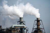 Keihin Industrial Area Ahead of BOJ Tankan Report
